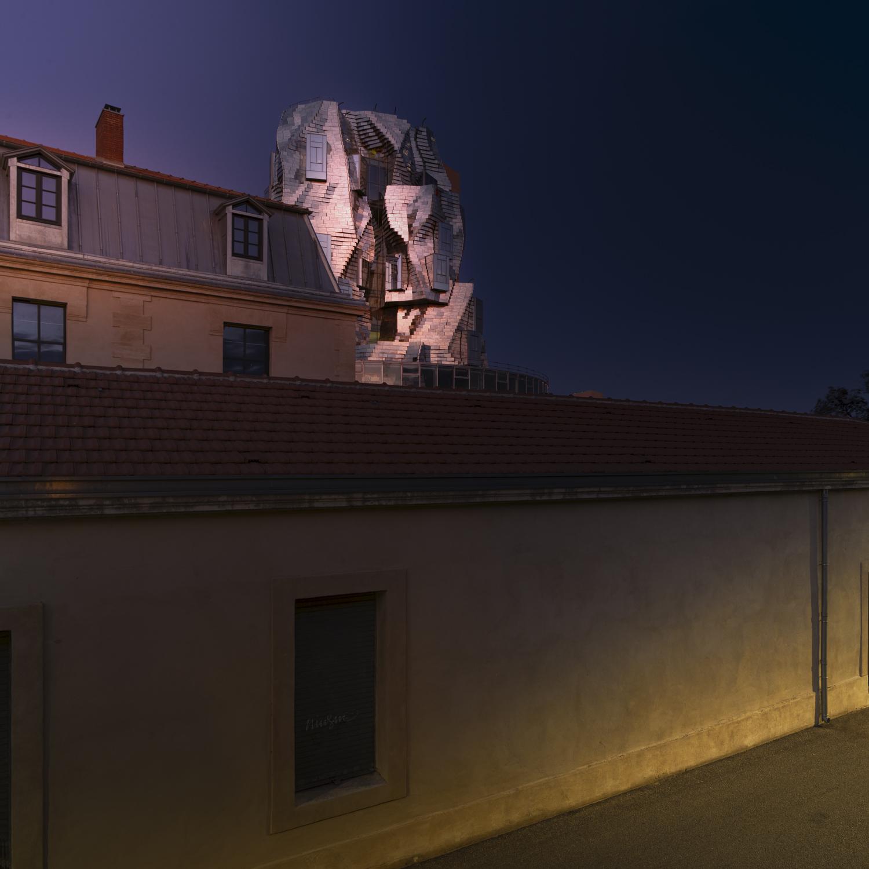Luma Arles, Parc des Ateliers