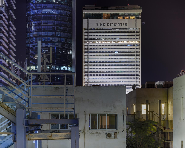 CITYSCAPE TEL AVIV